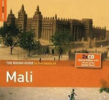 THE ROUGH GUIDE TO THE MUSIC OF MALI  SECOND EDITION  C