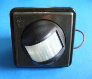 Kopp Bewegungsmelder infraControl 2 Draht passend  für Kopp Vision bronze