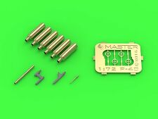 MASTER 72124 1/72 in metallo CURTISS P-40E - P-40N - set dettagli