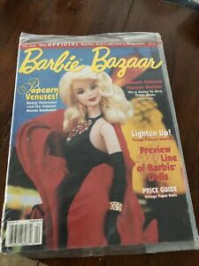 April 2000 BARBIE BAZAAR - The OFFICIAL Barbie Doll Collector's Magazine