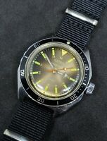 Watch Vostok Amfibian Diver USSR Vintage Soviet Antimagnetic wrist watch 2409A