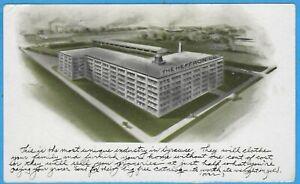 Syracuse, NY, The Heffron Company, Advertising Clothing, Furnishings Postcard