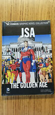 DC GRAPHIC NOVEL COLLECTION #69~JSA THE GOLDEN AGE~HC SEALED NEW RARE