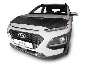 Bonnet BRA für Hyundai Kona seit 2017 Steinschlagschutz Haubenbra Tuning