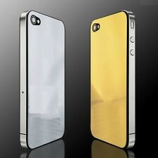 Glass Back Screen Replacement Rear Case Cover Assembly for iPhone 4 4G OR 4S
