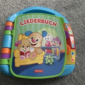 Liederbuch, Fischer Price