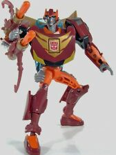 Transformers Animated RODIMUS Complete Deluxe Class