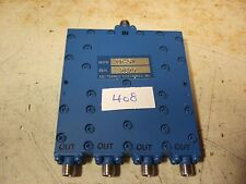 KDI/Triangle YF-51 4 Way Divider. 50 Ohm .5-2 GHz SMA - New!