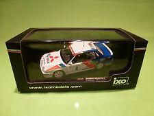 IXO 1:43 - MITSUBISHI GALANT VR4 SWEDISH RALLY WINNER 1991 - RAC220   - IN  BOX