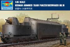 Trumpeter 00223 1/35 German Armored Train PanzerTriebwagen Nr.16
