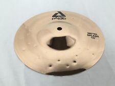 """Paiste 10"""" ALPHA Metal Splash Cymbal/New With Warranty/Rare!"""