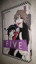 Manga: Coffret Collector FIVE Tome 1 VF Kana Shiori FURUKAWA Shôjo