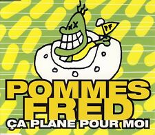 POMMES FRED - Ca plane pour moi 3TR CDM 1996 PUNK
