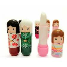 Doll Lipstick Clear  Balm Gloss Moisturizing Womens Makeup Cosmetic Pro Tool H