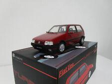 Laudo Racing Fiat Uno Turbo MK2 Racing 1992 rot LM104E Lim 350 Stk  1:18