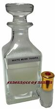 6ML WHITE MUSK TAHARA  BY SURRATI  HIGH QUALITY EXCLUSIVE PERFUME OIL