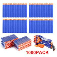 1000PCS Refill Bullet Darts for Nerf N-strike Elite Series Blasters Toy Gun USA