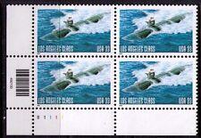 US USA Sc# 3372 MNH FVF PL# BLOCK Los Angeles Class Submarine