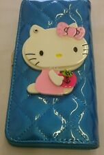Women Girls Hello Kitty designer Purse Blue Colour wallet purse