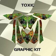 Kawasaki Mojave Toxic Graphic Kits