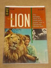 MOVIE COMICS #1 VG+ (4.5) GOLD KEY COMICS LION JANUARY 1963