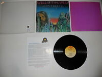 Leon Russell Will O' the Wisp 1975 1st USA VG+ Press Ultrasonic CLEAN