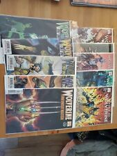 Return of wolverine 1-5 and wolverine infinity watch 1-5