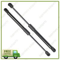 Qty 2 Front Hood Gas Lift Supports Strut Shocks Spring For Ford F-150 2004-2008