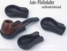 Pfeifenständer Car Pipe Stand / Kunststoff schwarz / Selbstklebend / 1 Stück