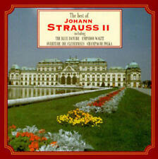 The Best Of Johann Strauss II
