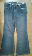 Old Navy Frayed Waistband Jeans Size 12 *