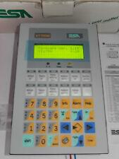 ESA Elettronica VT170WA0000 Bedienterminal+Geb.Anweisung,NEU im OVP,warDEMOMODUL