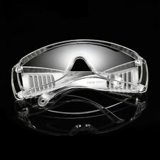 Safety Glasses Goggles Anti-Fog Eye Protector Clear Lens Goggle Protective Gear
