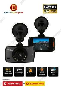 1080P FHD Mini Car Dash Camera Video DVR Cam Recorder Night Vision + G-sensor AU