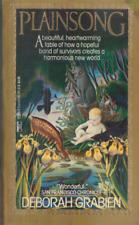 Plainsong - Deborah Grabien - 1st Paperback Original