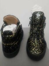 Giuseppe Zanotti High Top Sneakers Women Size 9B