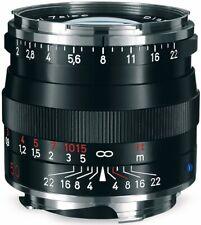 ZEISS ZM 50mm 2,0 Planar T* Leica M schwarz