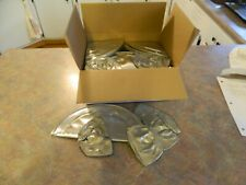 New listing 28.6 LBS SCRAP PEWTER ALL MARKED , FLATTENED