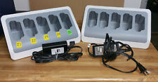 TI-Nspire Cradle Charging Bay w/Cords LOT of 2