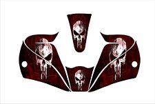 LINCOLN VIKING 2450 3350 WELDING HELMET WRAP DECAL STICKER SKINS  jig weld 111