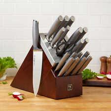 Henckels Modernist 20-piece Self-Sharpening Knife Block Set