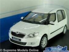 SKODA FABIA ESTATE MODEL CAR 1:43 SCALE ABREX CAPPUCCINO BEIGE MK1 LIGHT GOLD K8