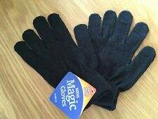 Mens Black Magic Gloves