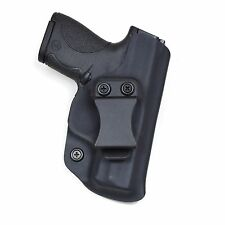 Badger State Holsters- Smith & Wesson M&P Shield 45 Custom Kydex IWB Black
