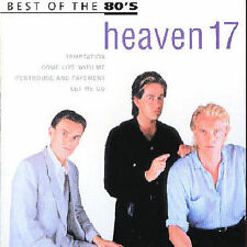BEST OF THE 80'S NEW CD