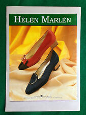 PCA143 Pubblicità Advertising Werbung Clipping - HELEN MARLEN SCARPE SHOES