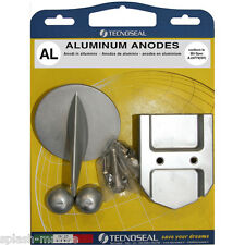MERCRUISER R MR ALPHA ONE 1984 - 1990 ALUMINIUM ANODE KIT - REPLACES 888756Q04