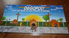Dogopoly The Game of High Steaks and Bones  Game– New