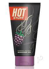 Flavored Hot Warming Massage Oil Lube Lubricant Sex Enhancer for Couples