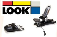 LOOK PX 12 jib alpine ski binding 100 mm wide brake mounting hardware DIN 3.5-12
